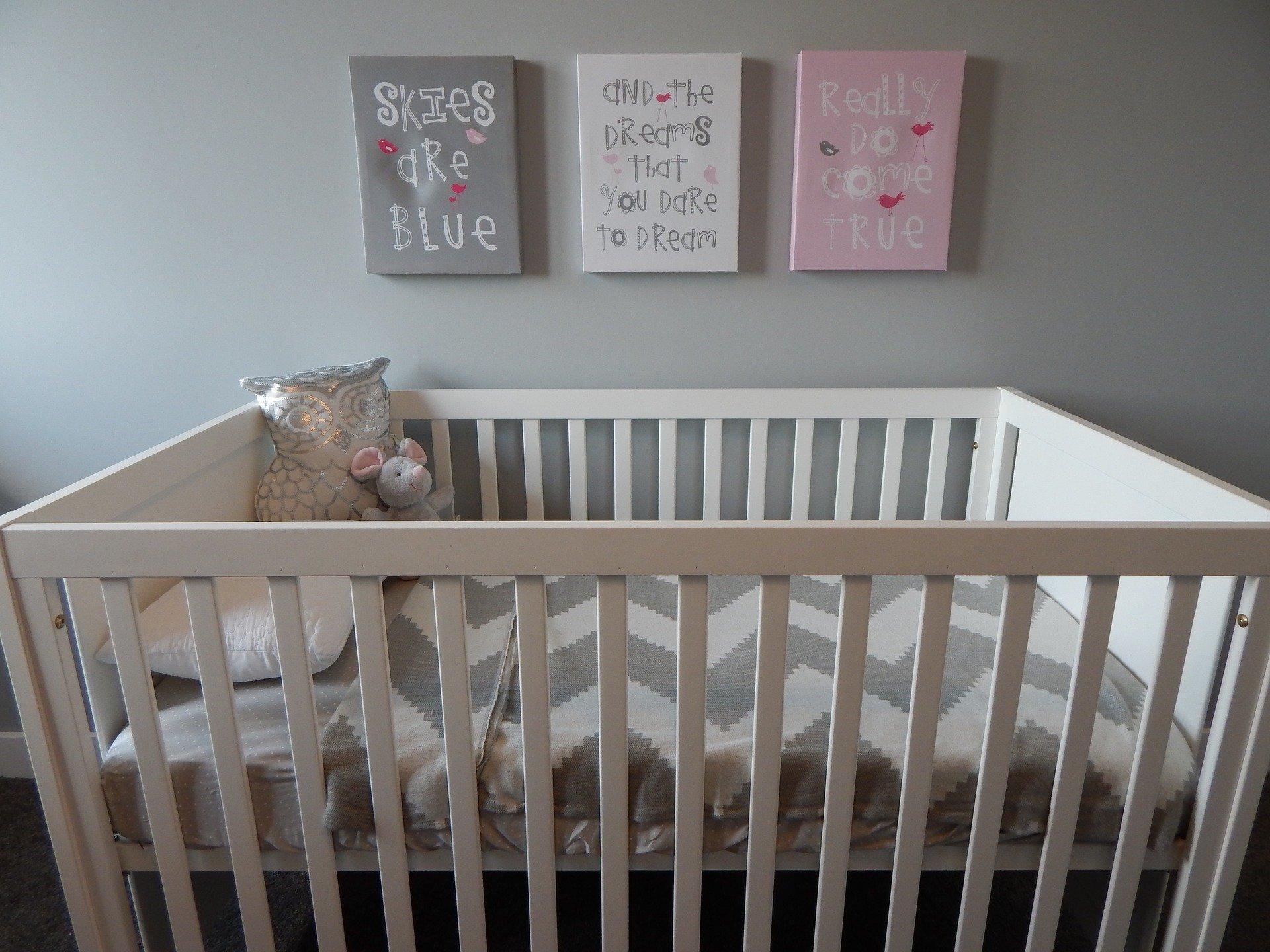 aménager une petite chambre bébé