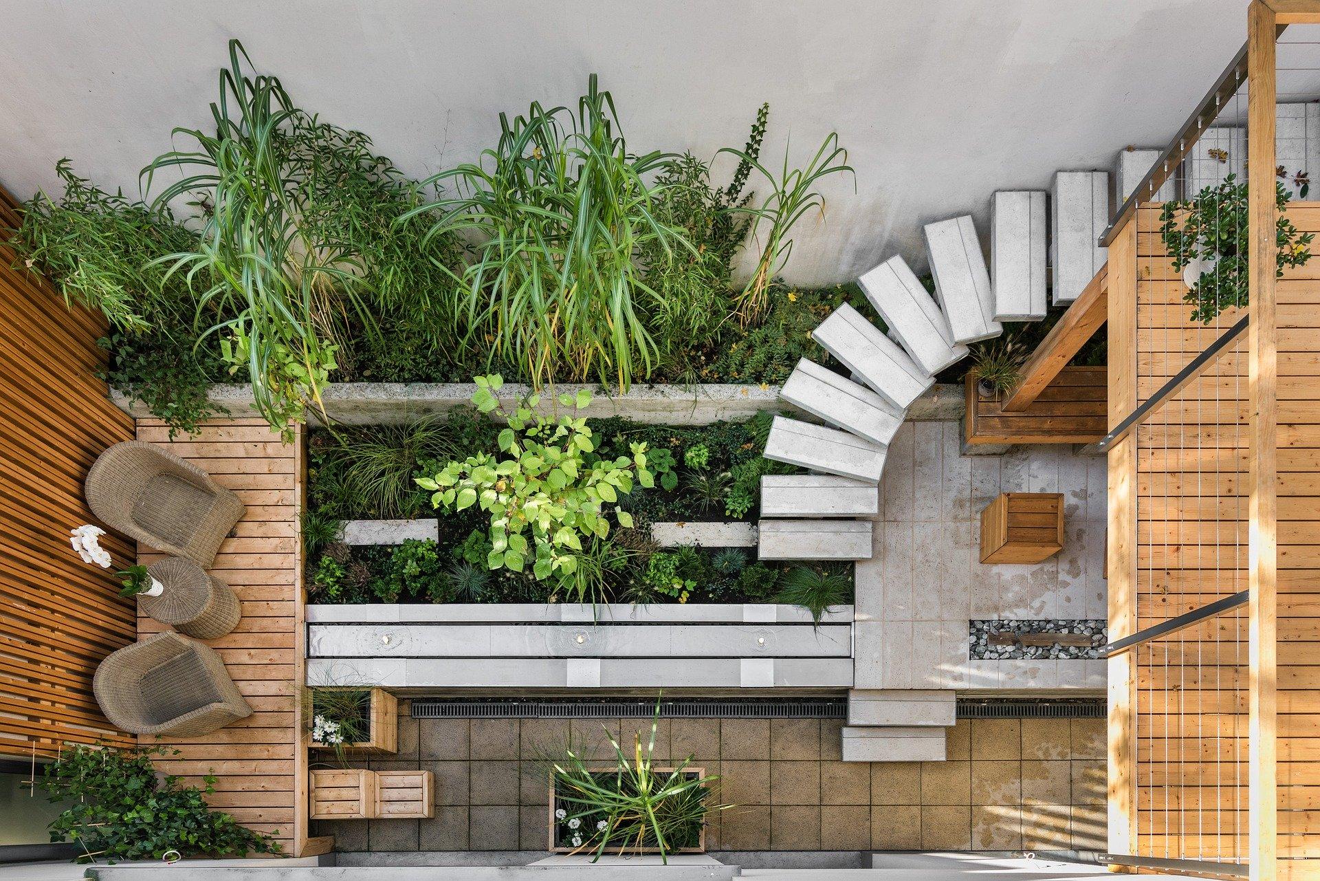 aménager une terrasse extérieure